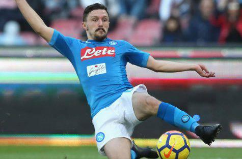 Mario Rui terzino Napoli