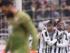 Torino-Juve Alex Sandro goal © Getty