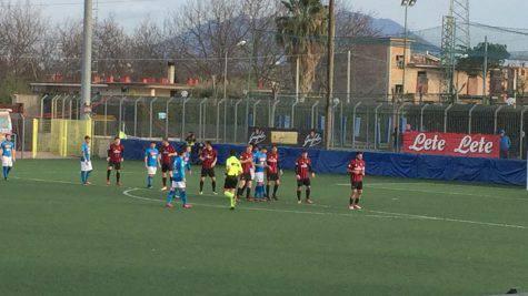 Napoli-Milan 1-1, pareggio allo scadere, una perla di Palmieri