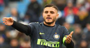Icardi attaccante Inter