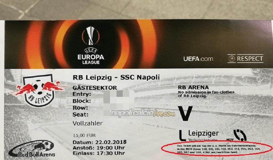 Gran prova a Lipsia ma non basta, il Napoli esce dall'Europa League
