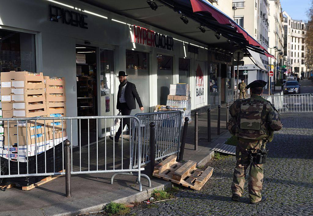 Francia ostaggi Trebes
