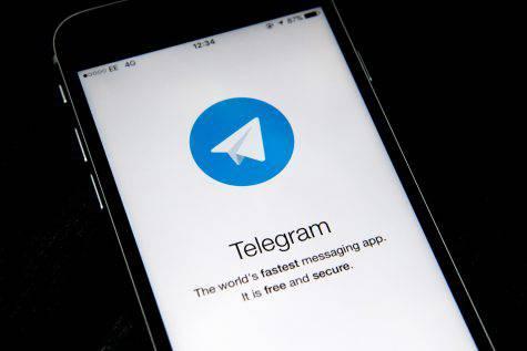 Telegram 4.8