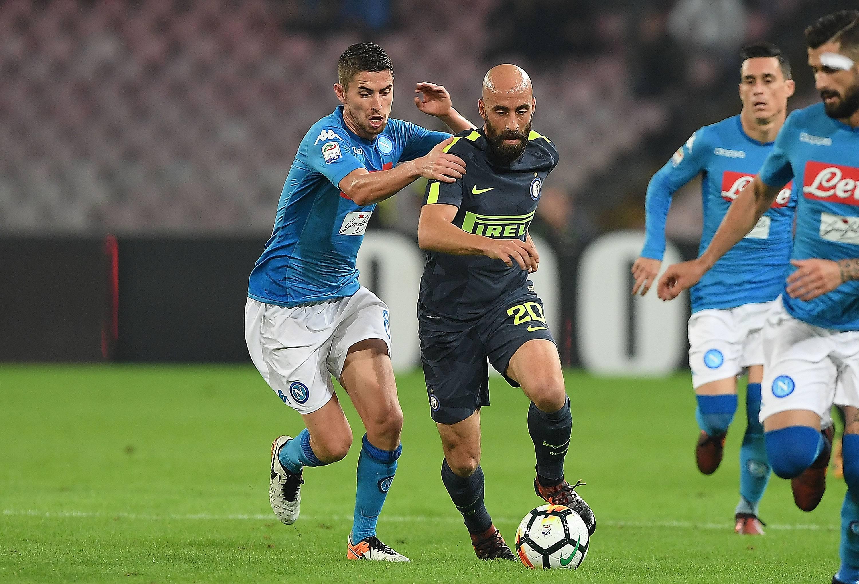 Inter-Napoli probabili formazioni