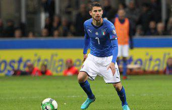 Jorginho Italia conferenza