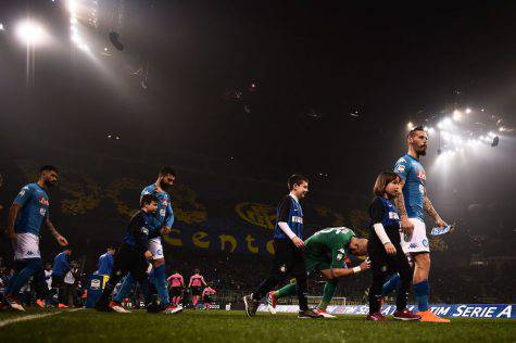 Inter Napoli © Getty Images