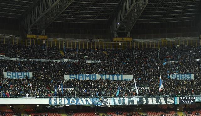 tifosi Napoli Sarri