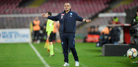Sarri allenatore Napoli