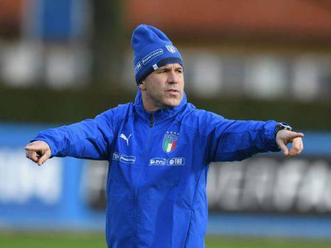 Di Biagio allenatore Italia