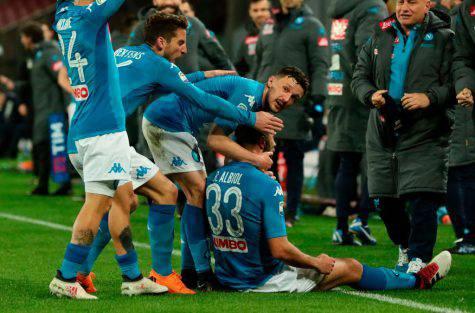 Napoli, Abiol gol scudetto
