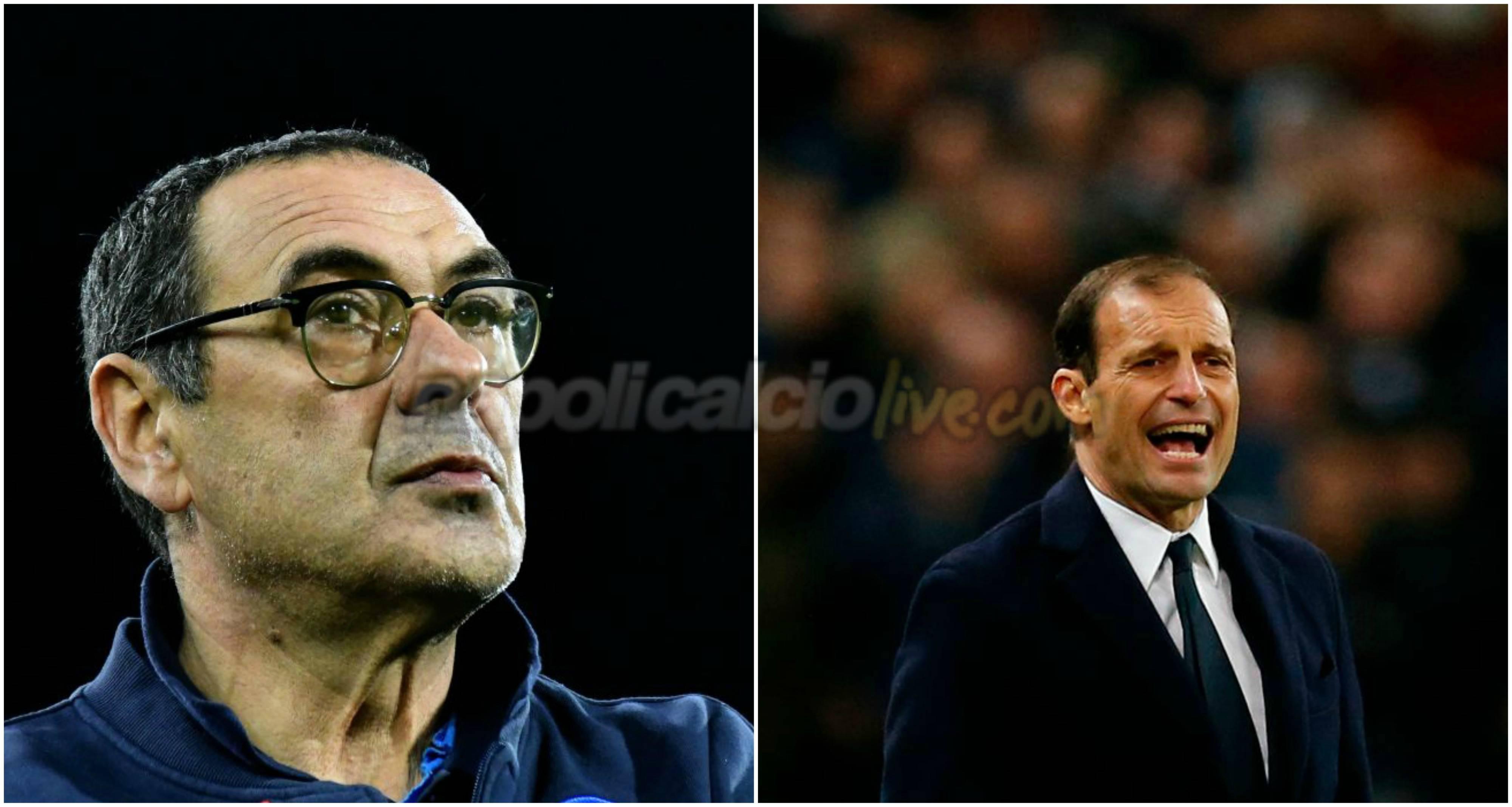 Allegri saluta Juventus