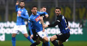 Mertens Inter Napoli ©Getty Images