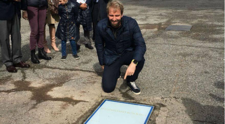 Rosolino Walk Of Fame
