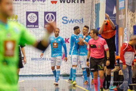 Duarte Futsal Napoli Milano