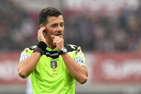 Arbitri, Nicchi shock: