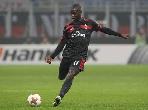 Cristian Zapata, Milan-Napoli