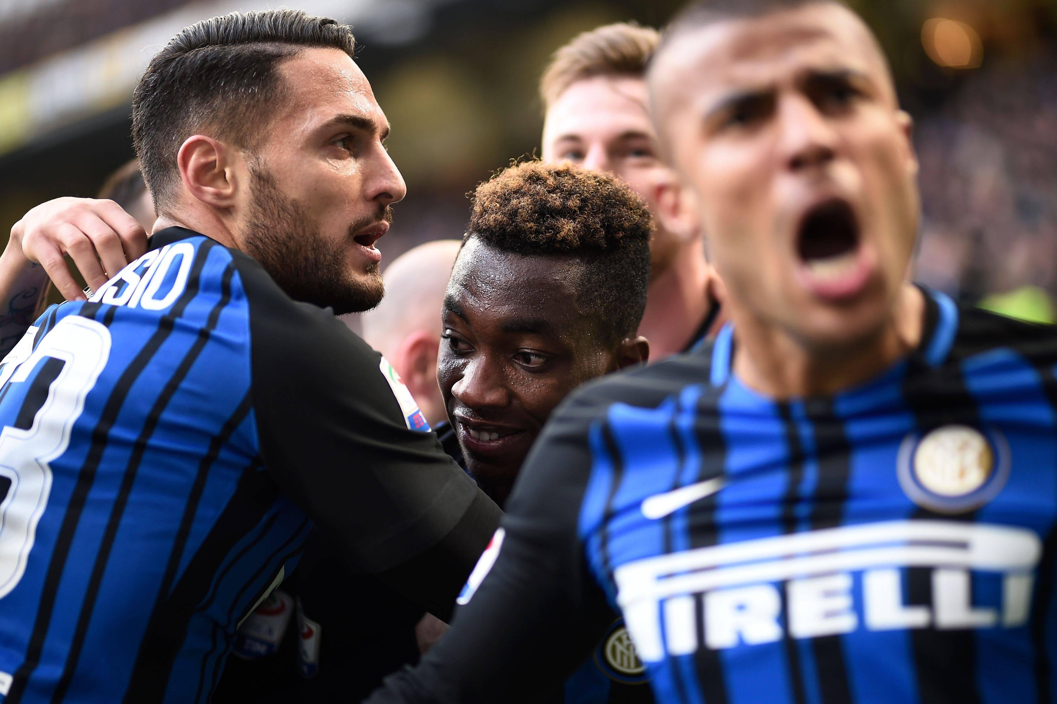 D'Amrosio, Inter