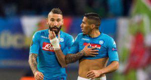 Tonelli Napoli-Udinese