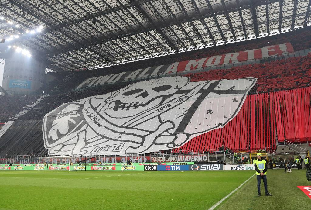 Milan-Napoli cori razzisti