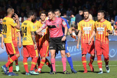Sassuolo-Benevento formazioni streaming tv