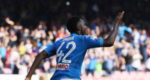 Napoli-Chievo 2017/18
