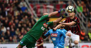 pagelle Milan-Napoli