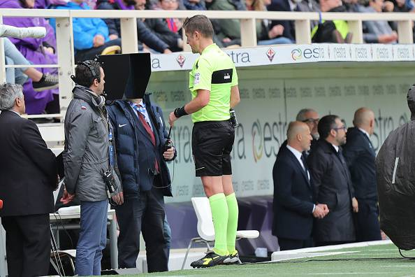 Orsato VAR Inter-Juve