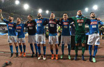 Napoli-Udinese record numeri