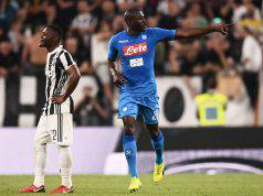 Juventus-Napoli, Koulibaly
