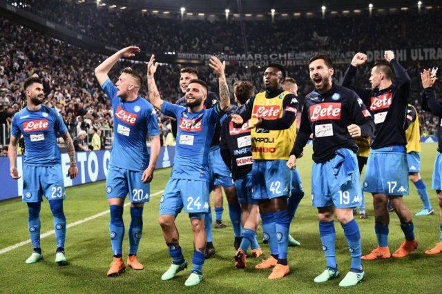 Juventus-Napoli scudetto pari punti