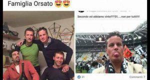 Orsato, tifoso Juventus