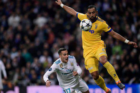 Real Madrid-Juve, Benatia