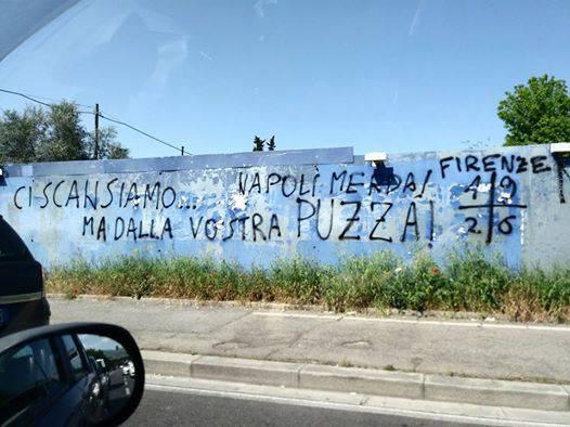 napoli-fiorentina rivalità