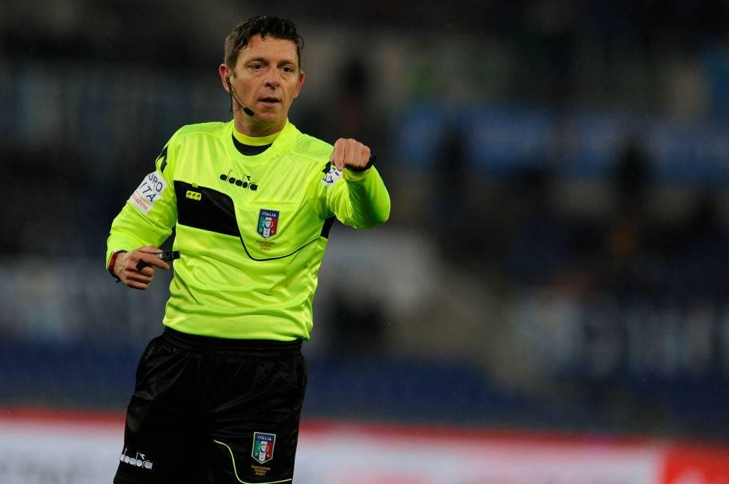 Juventus-Napoli Rocchi