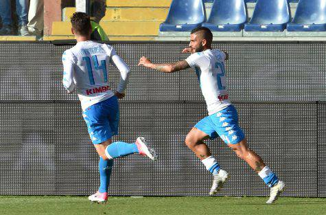 Sampdoria-Napoli 2016/17
