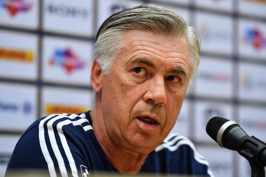 Crc: Ecco perché Ancelotti non andrà al Napoli. 4 motivi importantissimi