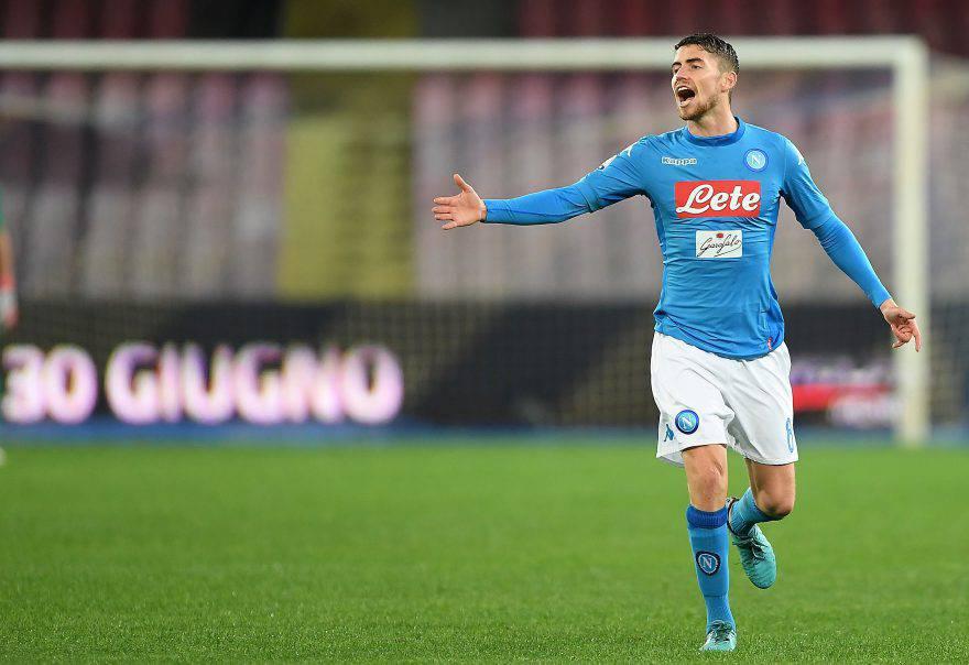 Jorginho Calciomercato Napoli Manchester United