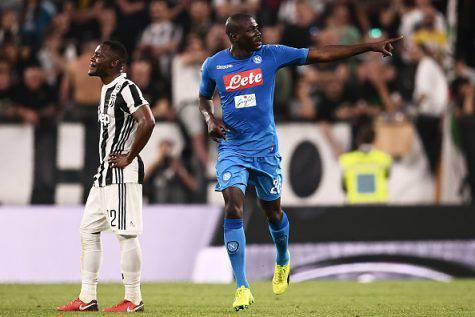 Calciomercato Napoli, De Laurentiis: Preso Malcuit, Koulibaly ha rinnovato