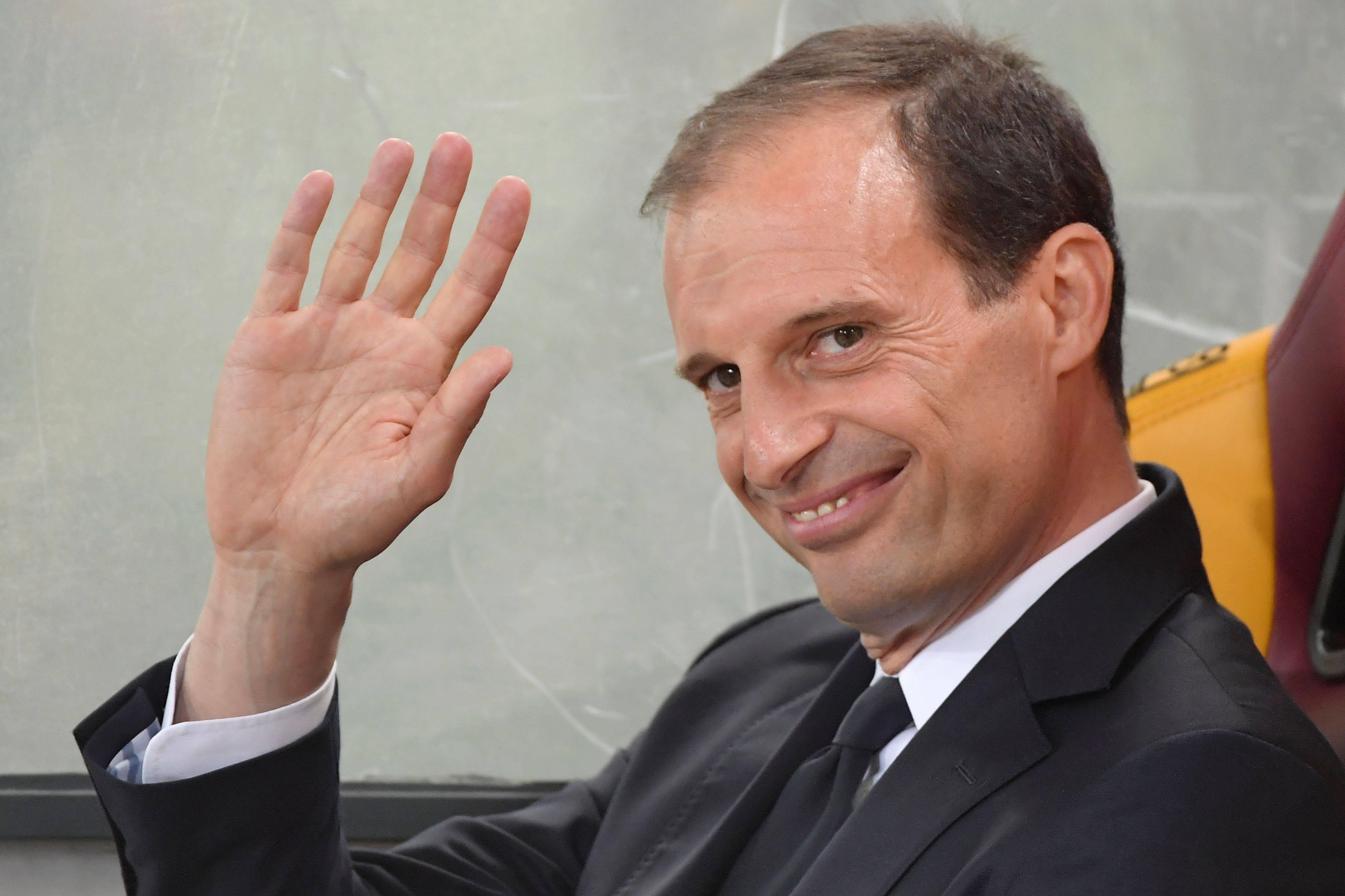 Allegri Juventus Napoli