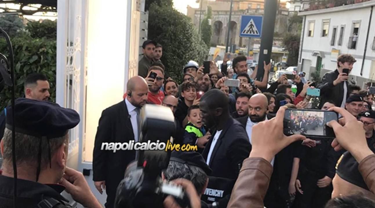 Koulibaly, cena Napoli