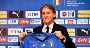 Roberto Mancini, ct Italia