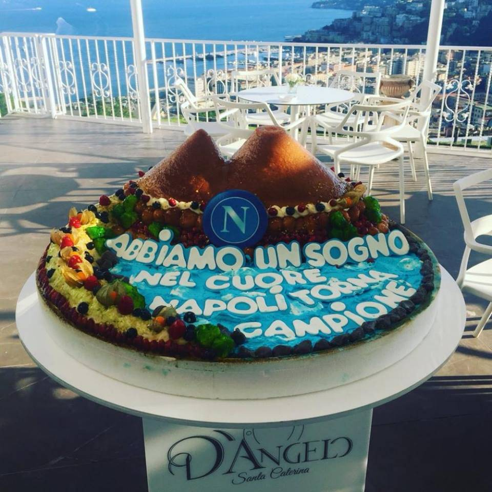 Torta cena Napoli