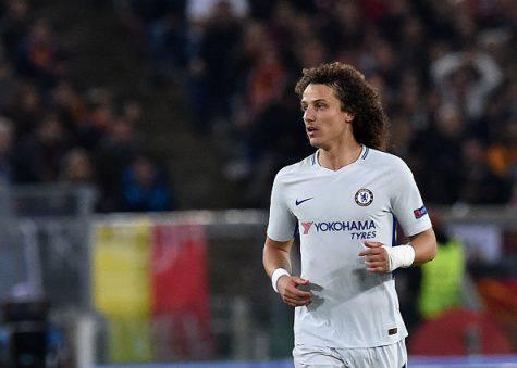 Napoli su David Luiz