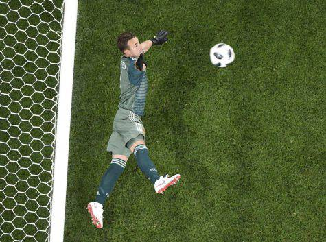 Akinfeev © Getty Images