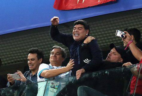 Diego Armando Maradona © Getty Images