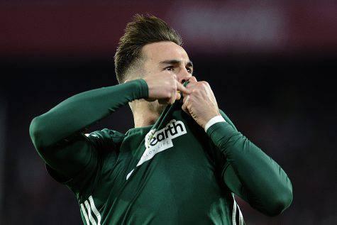 Fabian Ruiz al Napoli