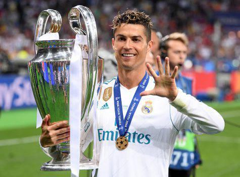 Ufficiale Cristiano Ronaldo