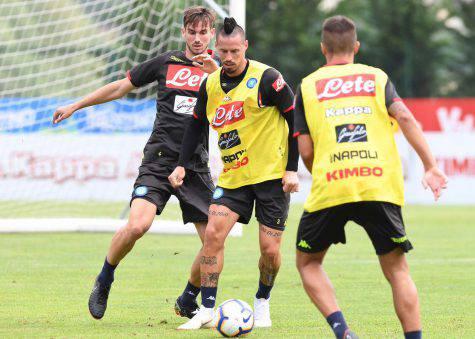 Top player Napoli