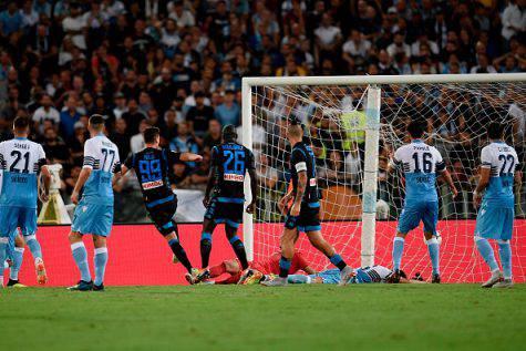 Arek Milik Lazio-Napoli © Getty Images