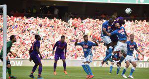 Champions Napoli-Liverpool